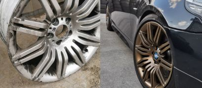 Refurbished Rim